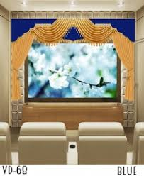 home theater curtains luxury drapery