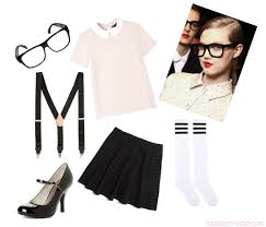 Nerd Halloween Costume Ideas Hocus Pocus 5 Minute Halloween Costumes Lauren Conrad
