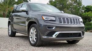 jeep cherokee 2016 price 2016 jeep grand cherokee summit ecodiesel road trip autotrader ca