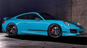 porsche carrera 2017 2017 porsche 911 carrera s by techart supercar report