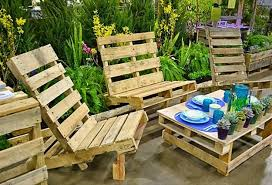 Recycled Patio Furniture 35 Outdoor Furniture And Garden Design Ideas To Reuse And Recycle
