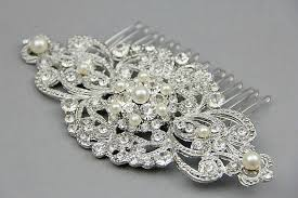 antique hair combs and pearl bridal hair comb vintage style wedding hair