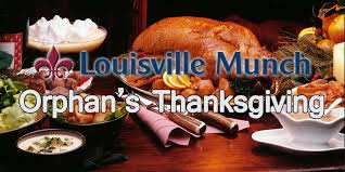 louisville munch community orphan s thanksgiving on november
