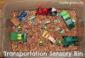 transportation theme for toddlers