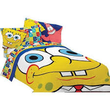 Spongebob Bedding Sets Spongebob Comforter Set Ebay