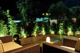 Led Outdoor Garden Lights Garden Lighting Design Ideas