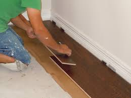 How To Install Hardwood Floors On Concrete Without Glue - how to install wood flooring video flooring decoration