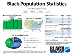 usa statistics bureau blackdemographics com population