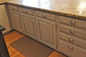 Brown Painted Kitchen Cabinets by Cool Painting Kitchen Cabinets With Chalk Paint Thediapercake