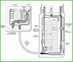 generac manual transfer switch wiring diagram generac wiring