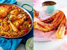 spanische k che spanische küche spanische rezepte tapas paella tortilla