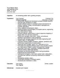 Software Developer Resume Template by Software Developer Resume Software Developer Resume Write