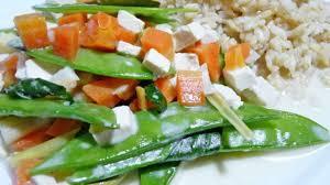 cuisiner pois gourmand pois gourmands à la thaï recette par loetitia cuisine