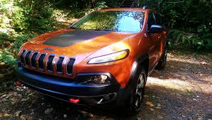 jeep cherokee lights tested 2015 jeep cherokee trailhawk