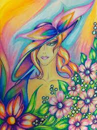 7 color pencil drawings art ideas free u0026 premium templates