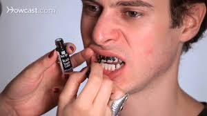 zombie halloween makeup kits how to do the teeth for zombie makeup special fx makeup youtube