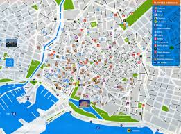 Majorca Spain Map by The Old City Of Palma De Mallorca And Its Patios