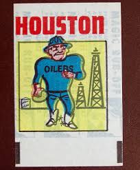 the fleer sticker project 1965 topps football magic rub offs