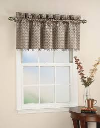 Making Kitchen Curtains by Making Valances Free Instructions Window Scarf Ideas Curtain Box
