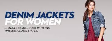 denim jackets for women shop denim jackets for women macy u0027s