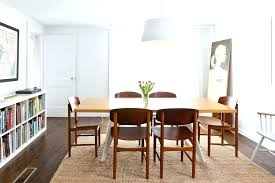 mid century dining table and chairs mid century modern dining room chairs and dining room mid century