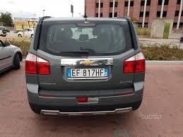 auto usate porto torres usato 2011 chevrolet orlando 2011 km 132 000 in porto torres ss