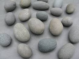 wishing rocks for wedding 20 stones 2 3 egg shaped stones painting stones wedding stones