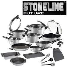batterie de cuisine en stoneline stoneline set batterie de 20 pieces en futur achat vente