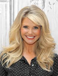 Christie Brinkley Christie Brinkley Keeps On Smiling With Daily Exercise And