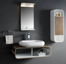 Top  Best Contemporary Small Bathrooms Ideas On Pinterest - Small bathroom cabinet design ideas