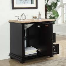 36 Bathroom Vanity With Sink by Bathroom Vanities With Sink On The Left 36 Single Bathroom Vanity