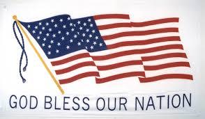 American Flag Header Usa God Bless Our Nation 7 00 Patriotic Flags Online Flag