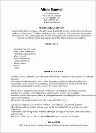 software developer resume sle resume format for experienced software engineer luxury java