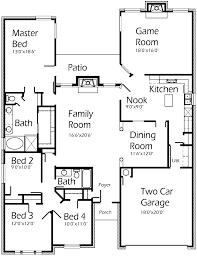 texas house plans first floor house plans pinterest texas house plans and house