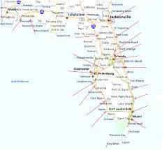 Map Gulf Coast Florida by Map Of West Coast Florida Prepossessing Mexico Evenakliyat Biz