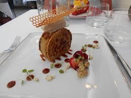 hysope cuisine tarte tatin revisitée photo de l hysope la jarrie tripadvisor