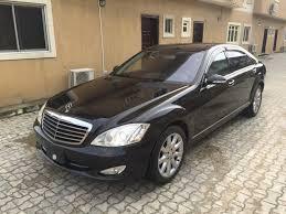 09 mercedes s550 2009 mercedes s550 9million autos nigeria