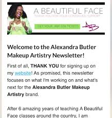 Makeup Artistry Certification Alexandra Butler Makeup Artistry Home Facebook