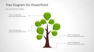 6029 01 tree diagram template 2 slidemodel