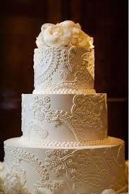 wedding cakes ideas picture of lace wedding cake ideas