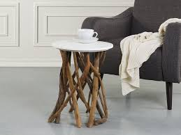 tree branch coffee table coffee table side table tree branch design white asis