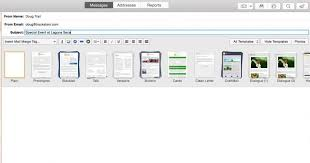 direct mail templates best email marketing software for mac