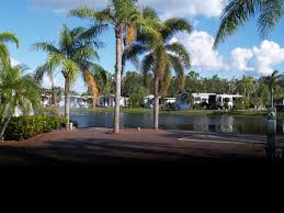 Seasonal U0026 Rv Sales Holiday Shores Crystal Lake Rv Resort Rv Resort In Naples Fl