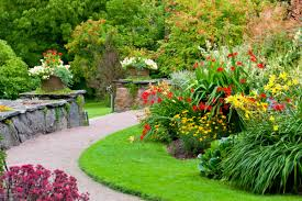 landscape plan how to create a lovely yard reader u0027s digest