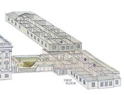floor plan white house white house data photos plans wikiarquitectura