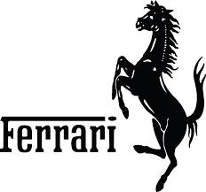ferrari logo black and white heer joshi march 2016