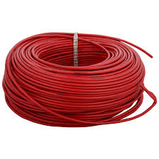 anchor insulated copper pvc cable 2 5 sq mm wire red amazon in