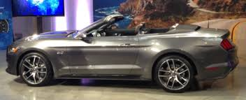 mustang 50th anniversary edition 2015 ford mustang 50th anniversary edition debuts coast 2 coast