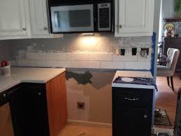 Allen And Roth Laminate Flooring Tile Back Splash In The Kitchen