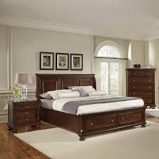 Storage Bedroom Furniture Sets Richmond 4 Piece Queen Storage Bedroom Set